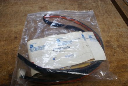 Left Side Hood Seal,GM 10404247,New